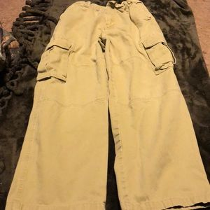 Size 14 boys faded glory khakis
